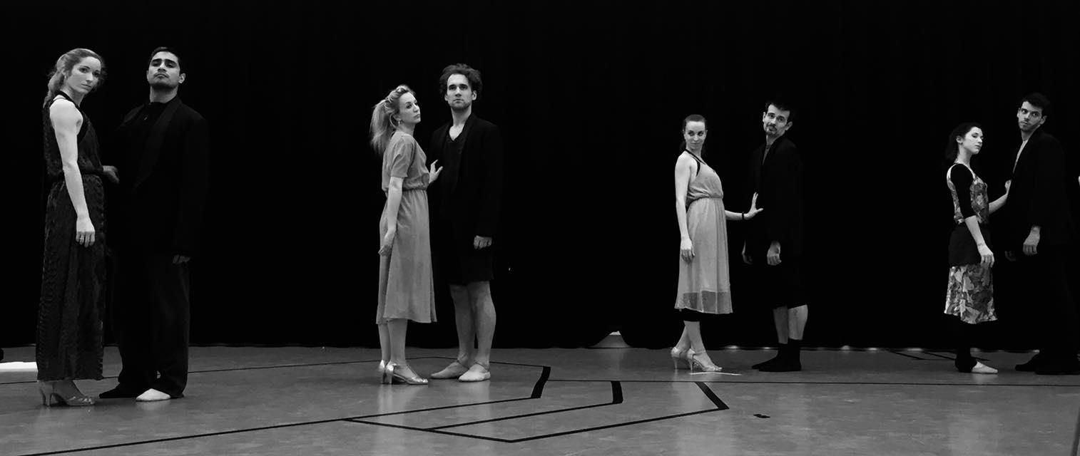 Sérail Ballet Avignon Cordoliani